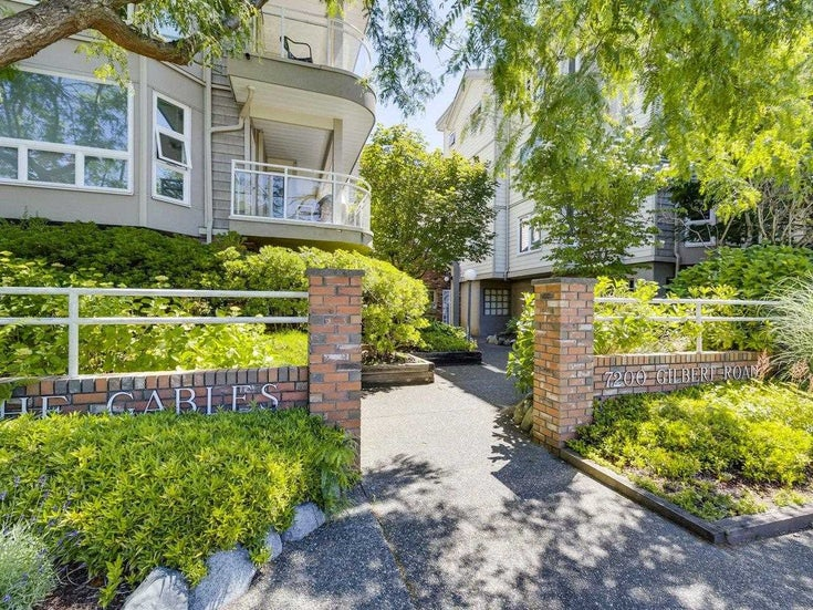 308 7200 GILBERT ROAD - Brighouse South Apartment/Condo for sale, 2 Bedrooms (R2595214)