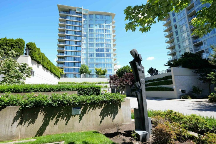 1007 5068 KWANTLEN STREET - Brighouse Apartment/Condo for sale, 2 Bedrooms (R2595218)