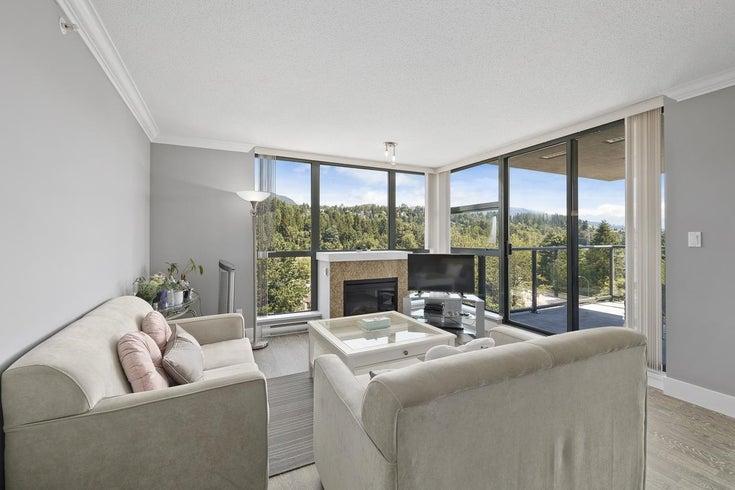 1102 288 UNGLESS WAY - North Shore Pt Moody Apartment/Condo for sale, 2 Bedrooms (R2595269)
