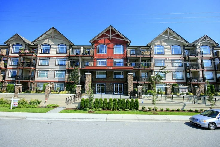 216 19939 55A AVENUE - Langley City Apartment/Condo for sale, 2 Bedrooms (R2595271)