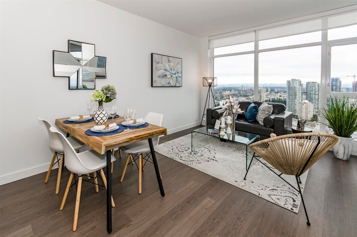 3901 6098 STATION STREET - Metrotown Apartment/Condo for sale, 1 Bedroom (R2595273)