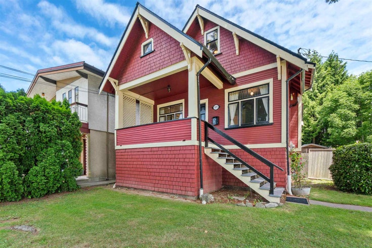 3035 EUCLID AVENUE - Collingwood VE House/Single Family for sale, 6 Bedrooms (R2595276)