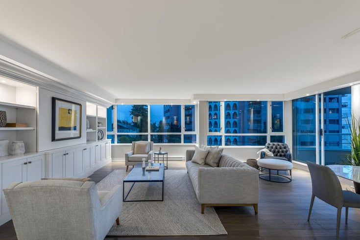 303 2203 BELLEVUE AVENUE - Dundarave Apartment/Condo for sale, 2 Bedrooms (R2595305)