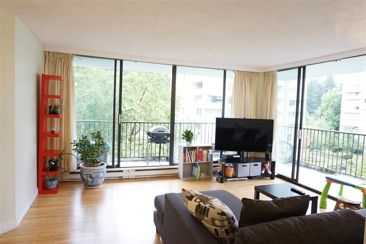 608 4165 MAYWOOD STREET - Metrotown Apartment/Condo for sale, 2 Bedrooms (R2595341)