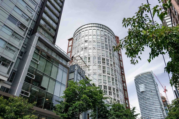 504 933 SEYMOUR STREET - Downtown VW Apartment/Condo for sale, 1 Bedroom (R2595342)