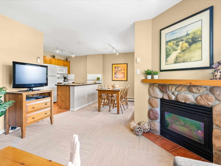 342 4314 MAIN STREET - Whistler Village Apartment/Condo for sale, 1 Bedroom (R2595344)