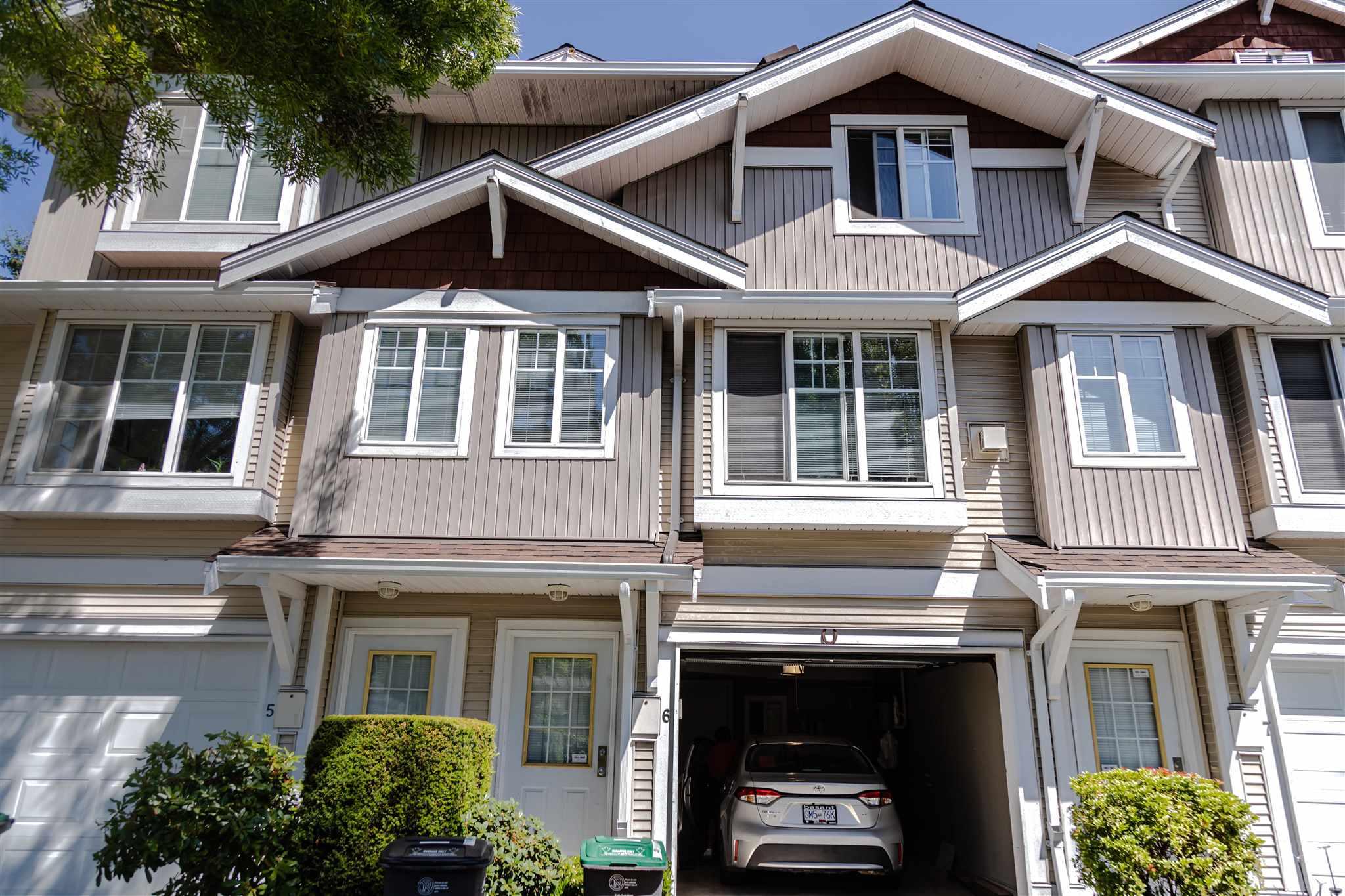 6 12110 75A AVENUE - West Newton Townhouse for sale, 3 Bedrooms (R2595351)