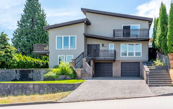 8265 BURNFIELD CRESCENT - Burnaby Lake House/Single Family for sale, 3 Bedrooms (R2595356)