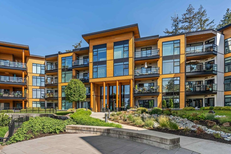 403 14855 THRIFT AVENUE - White Rock Apartment/Condo for sale, 2 Bedrooms (R2595360)