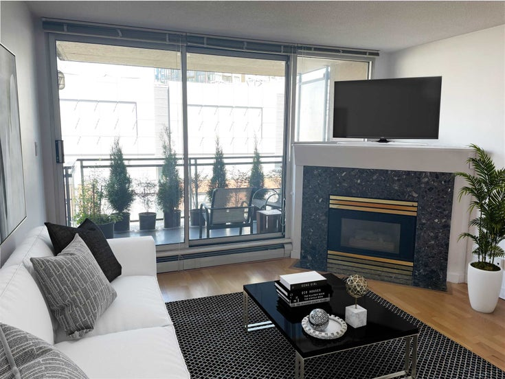 511 555 ABBOTT STREET - Downtown VW Apartment/Condo for sale, 2 Bedrooms (R2595361)