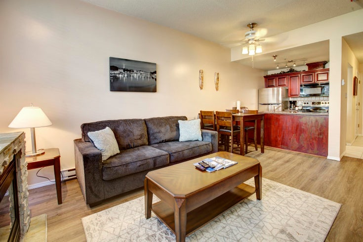 106 4573 CHATEAU BOULEVARD - Benchlands Apartment/Condo for sale, 1 Bedroom (R2595368)