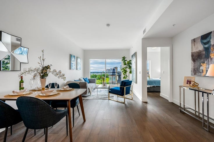 409 477 W 59TH AVENUE - South Cambie Apartment/Condo for sale, 1 Bedroom (R2595371)