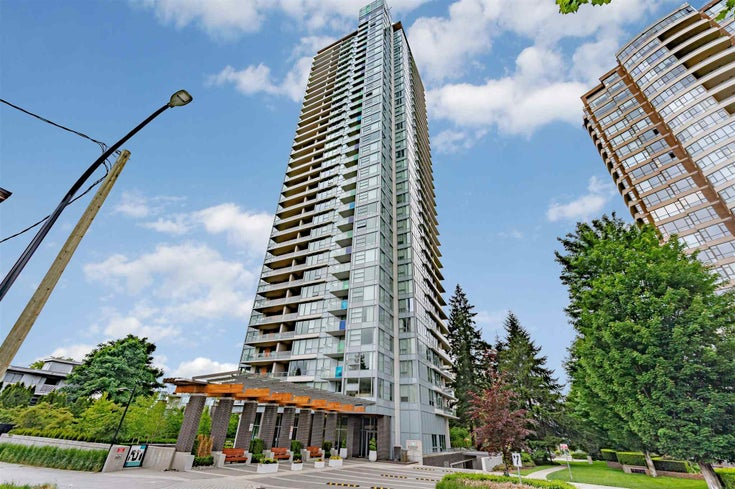 2703 5883 BARKER AVENUE - Metrotown Apartment/Condo for sale, 2 Bedrooms (R2595381)