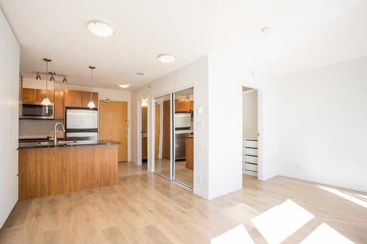1007 1155 SEYMOUR STREET - Downtown VW Apartment/Condo for sale, 1 Bedroom (R2595406)