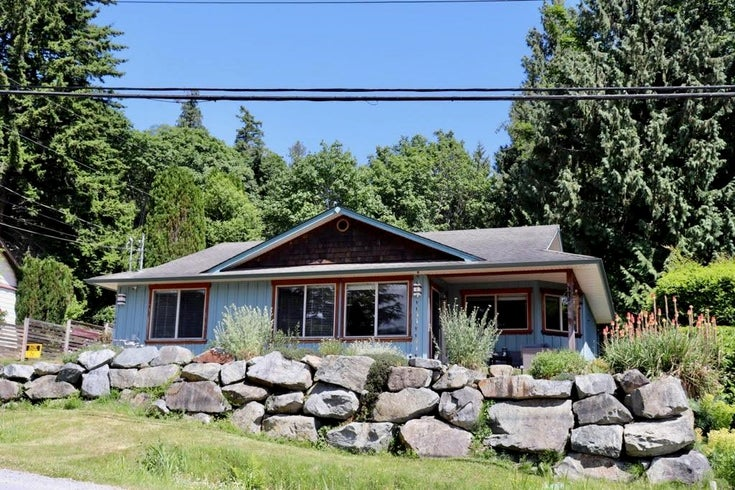 5462 MASON ROAD - Sechelt District House with Acreage for sale, 4 Bedrooms (R2595415)