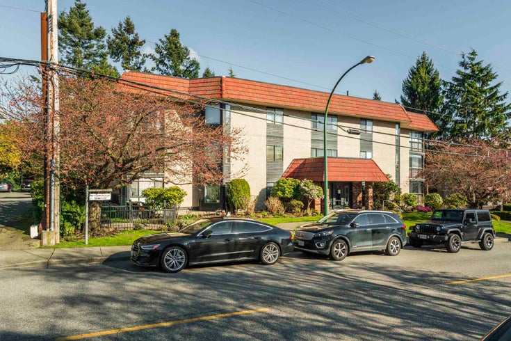 202 1458 BLACKWOOD STREET - White Rock Apartment/Condo for sale, 2 Bedrooms (R2595424)