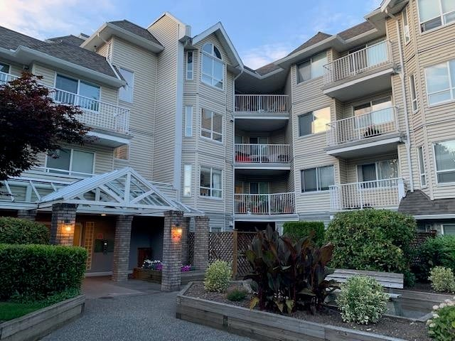 109 13475 96 AVENUE - Whalley Apartment/Condo for sale, 1 Bedroom (R2595427)