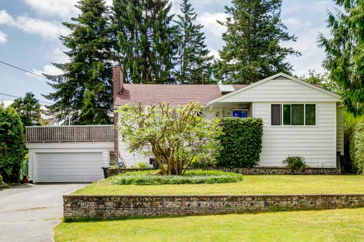 1640 EDEN AVENUE - Central Coquitlam House/Single Family for sale, 4 Bedrooms (R2595452)