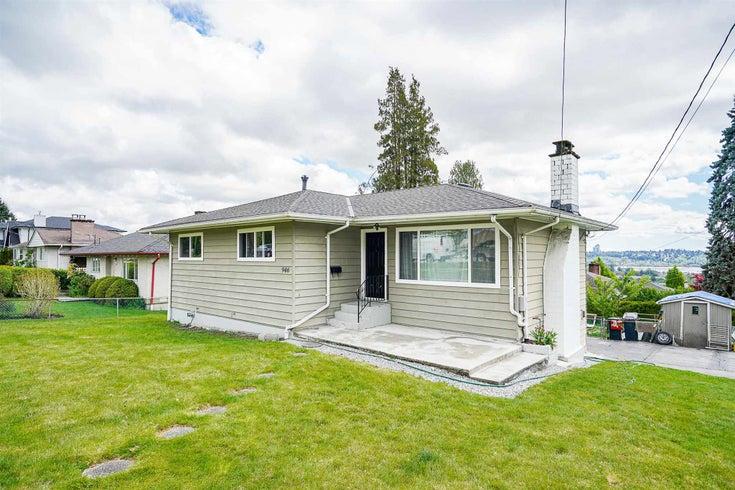 946 QUADLING AVENUE - Maillardville House/Single Family for sale, 4 Bedrooms (R2595458)