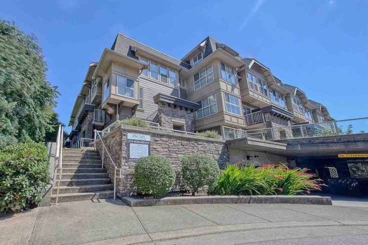 207 2110 ROWLAND STREET - Central Pt Coquitlam Townhouse for sale, 3 Bedrooms (R2595459)