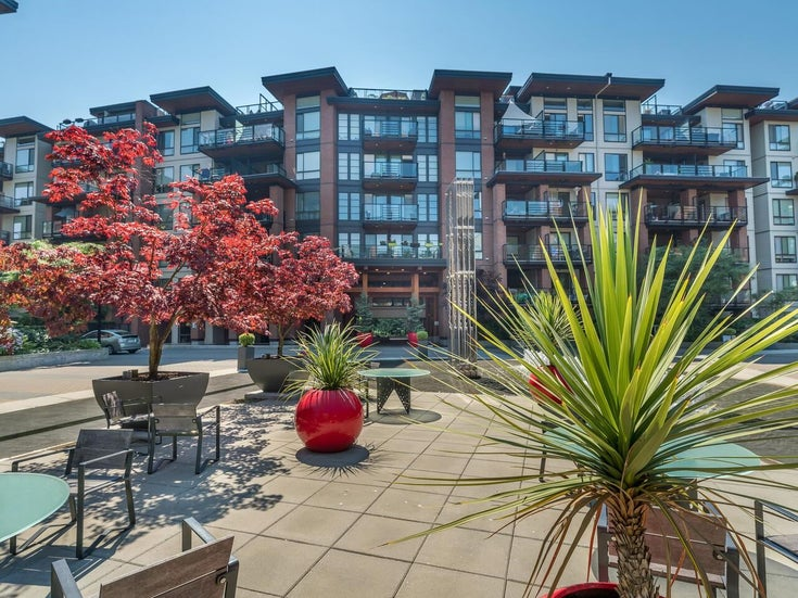 612 733 W 3RD STREET - Harbourside Apartment/Condo for sale, 1 Bedroom (R2595512)