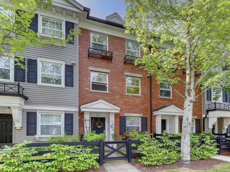 24 11067 BARNSTON VIEW ROAD - South Meadows Townhouse for sale, 2 Bedrooms (R2595554)