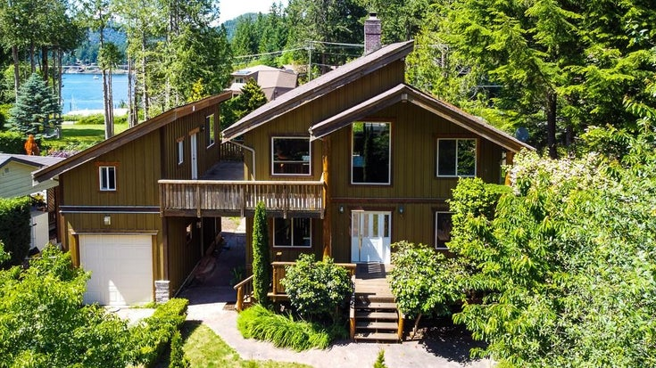5219 WESJAC ROAD - Pender Harbour Egmont House/Single Family for sale, 6 Bedrooms (R2595572)