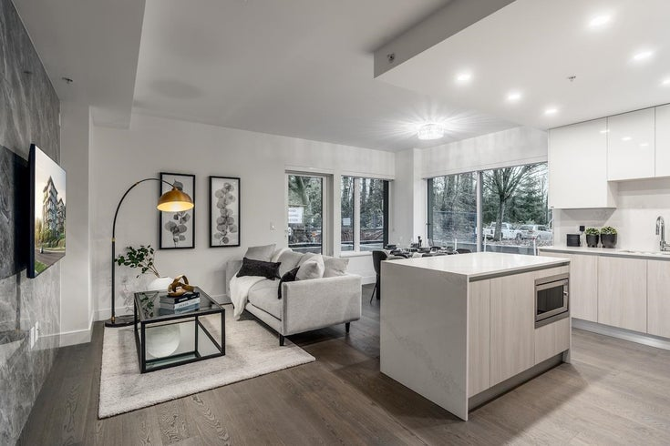 104 477 W 59 AVENUE - South Cambie Apartment/Condo for sale, 1 Bedroom (R2595585)