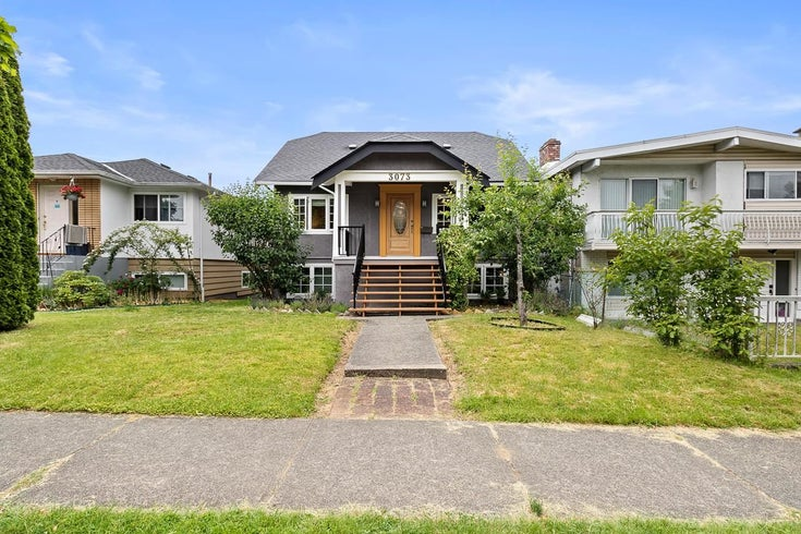 3073 E 21ST AVENUE - Renfrew Heights House/Single Family for sale, 5 Bedrooms (R2595591)