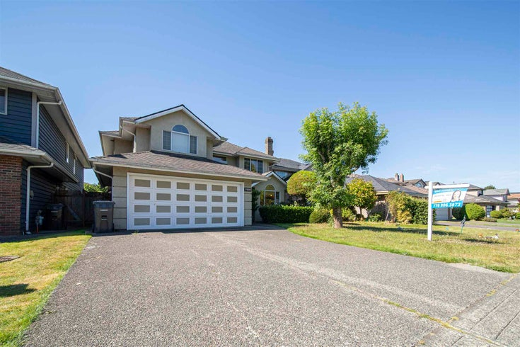 9890 TUTTLE AVENUE - West Cambie House/Single Family for sale, 4 Bedrooms (R2595598)