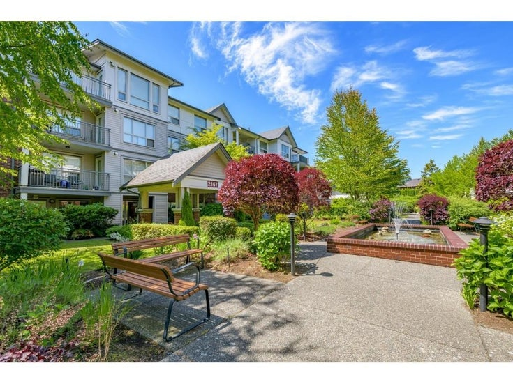 102 2167 152ND STREET - Sunnyside Park Surrey Apartment/Condo for sale, 2 Bedrooms (R2595599)