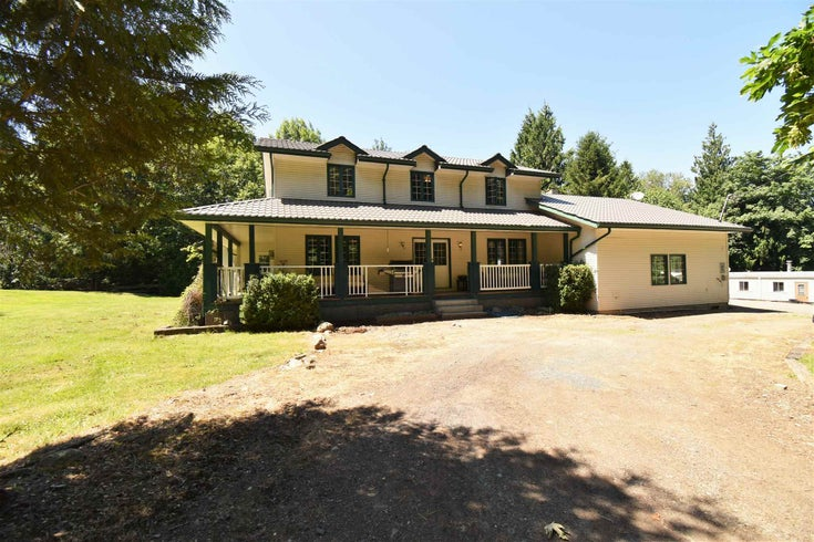 49046 ELK VIEW ROAD - Ryder Lake House with Acreage for sale, 4 Bedrooms (R2595623)