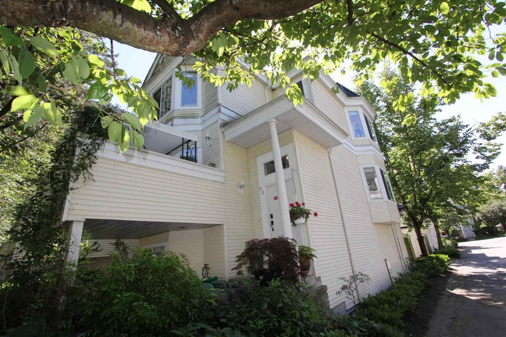 71 6700 RUMBLE STREET - South Slope Townhouse for sale, 4 Bedrooms (R2595632)