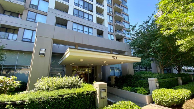 208 7178 COLLIER STREET - Highgate Apartment/Condo for sale, 2 Bedrooms (R2595644)