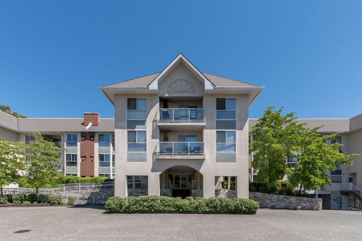 109 19835 64 AVENUE - Willoughby Heights Apartment/Condo for sale, 2 Bedrooms (R2595651)