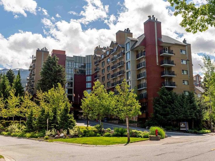 155 4050 WHISTLER WAY - Whistler Village Apartment/Condo for sale, 1 Bedroom (R2595665)