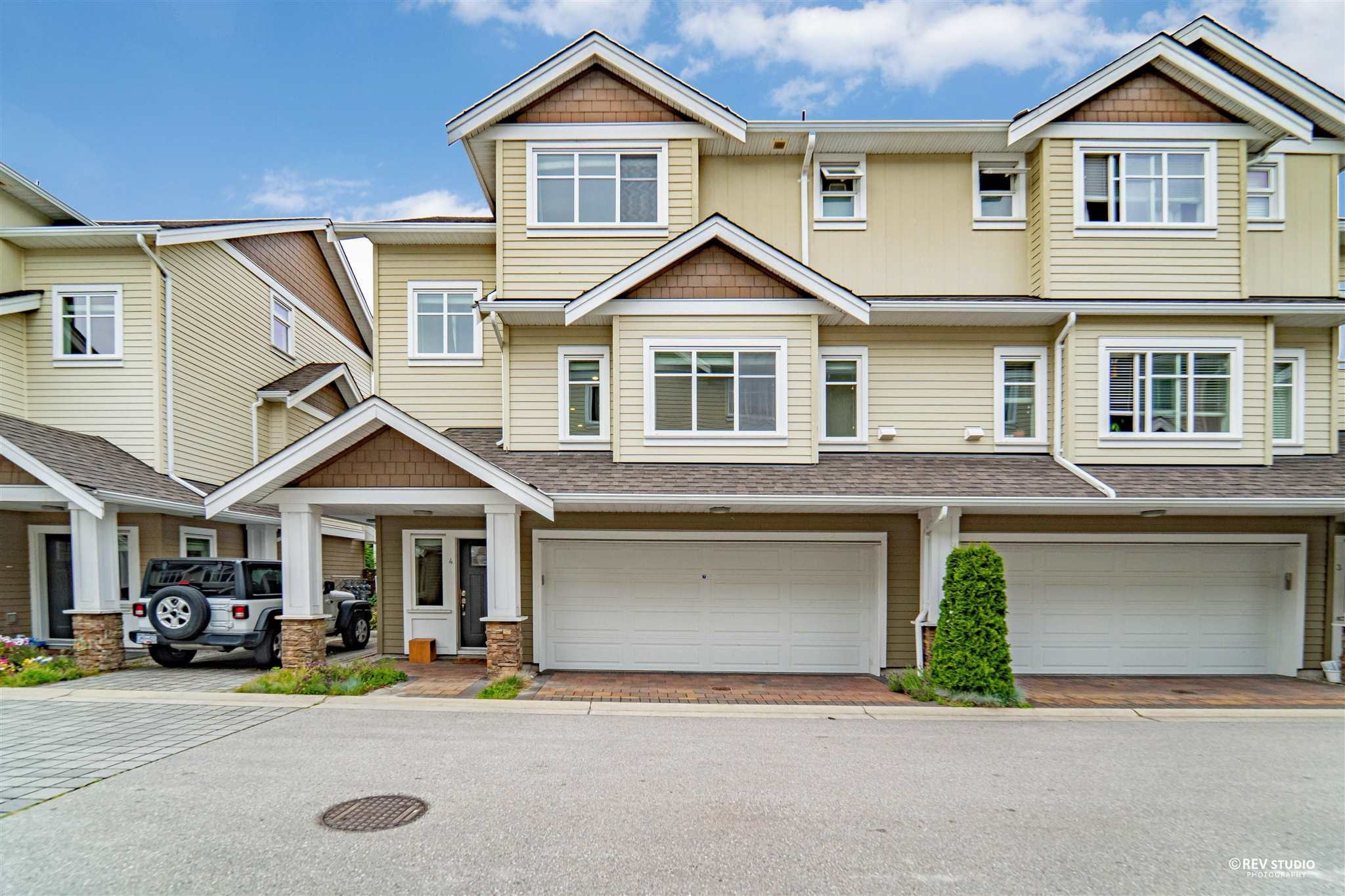 4 12351 NO. 2 ROAD - Steveston South Townhouse for sale, 4 Bedrooms (R2595667)