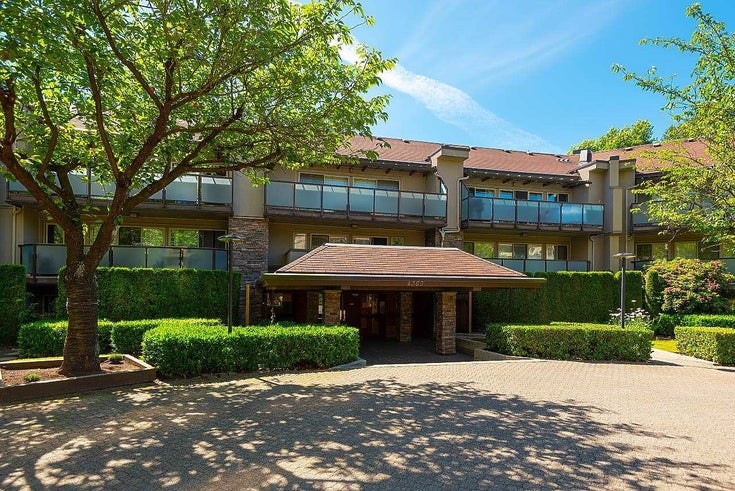 202 4363 HALIFAX STREET - Brentwood Park Apartment/Condo for sale, 2 Bedrooms (R2595687)