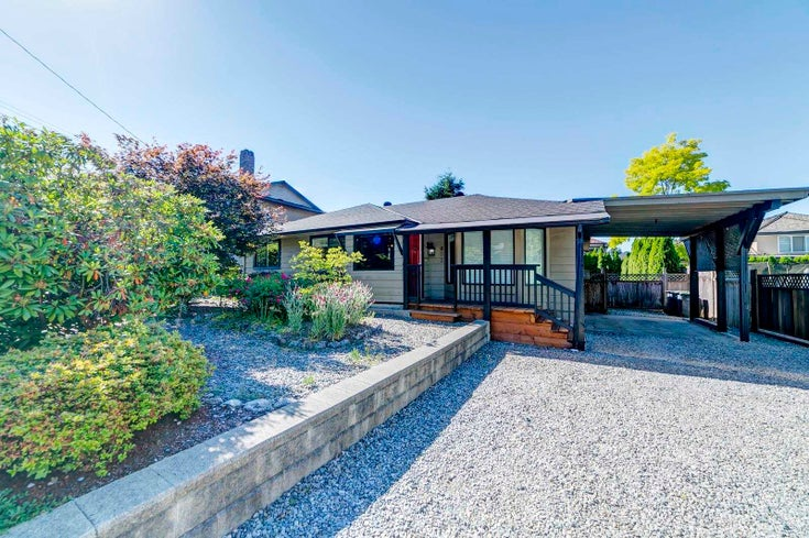 632 CHAPMAN AVENUE - Coquitlam West House/Single Family for sale, 4 Bedrooms (R2595703)