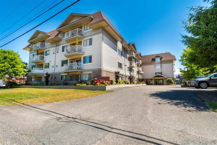 103 9186 EDWARD STREET - Chilliwack W Young-Well Apartment/Condo for sale, 1 Bedroom (R2595753)