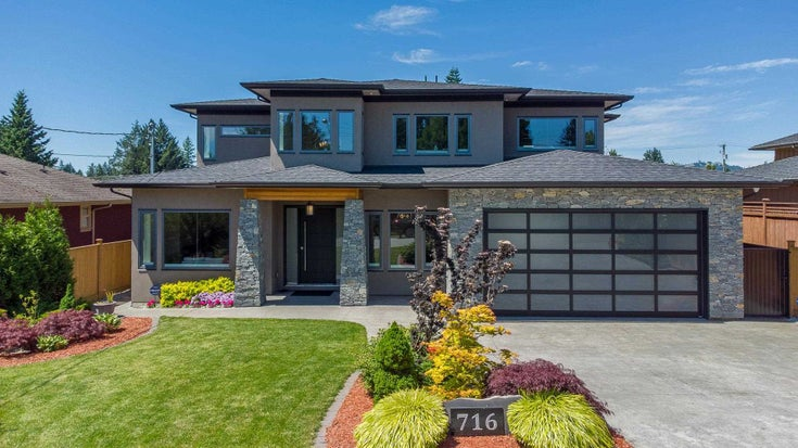 716 NEWPORT STREET - Central Coquitlam House/Single Family for sale, 7 Bedrooms (R2595761)