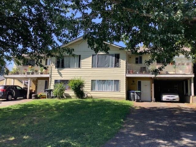 18057-18059 57 AVENUE - Cloverdale BC Duplex for sale, 6 Bedrooms (R2595819)