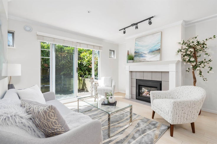 2 2883 E KENT AVENUE NORTH AVENUE - South Marine Townhouse for sale, 2 Bedrooms (R2595830)