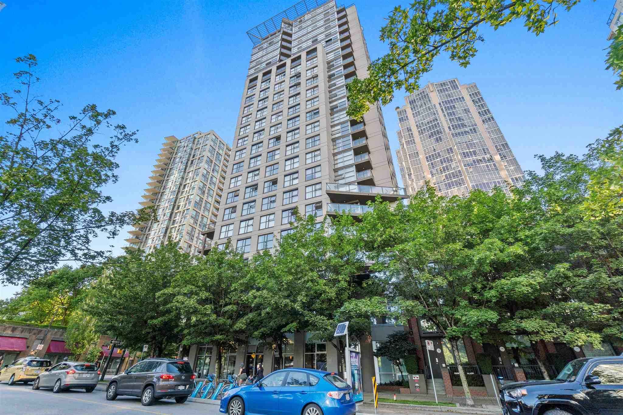 306 989 BEATTY STREET - Yaletown Apartment/Condo for sale, 1 Bedroom (R2595888)