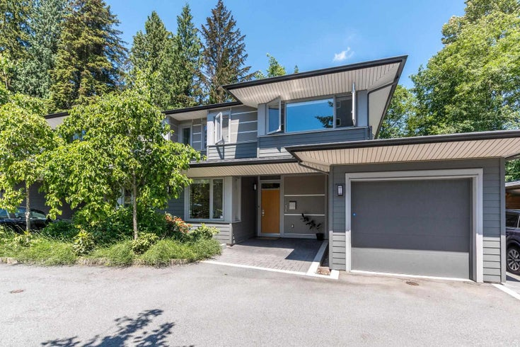 1156 WENDEL PLACE - Lynn Valley 1/2 Duplex for sale, 3 Bedrooms (R2595892)