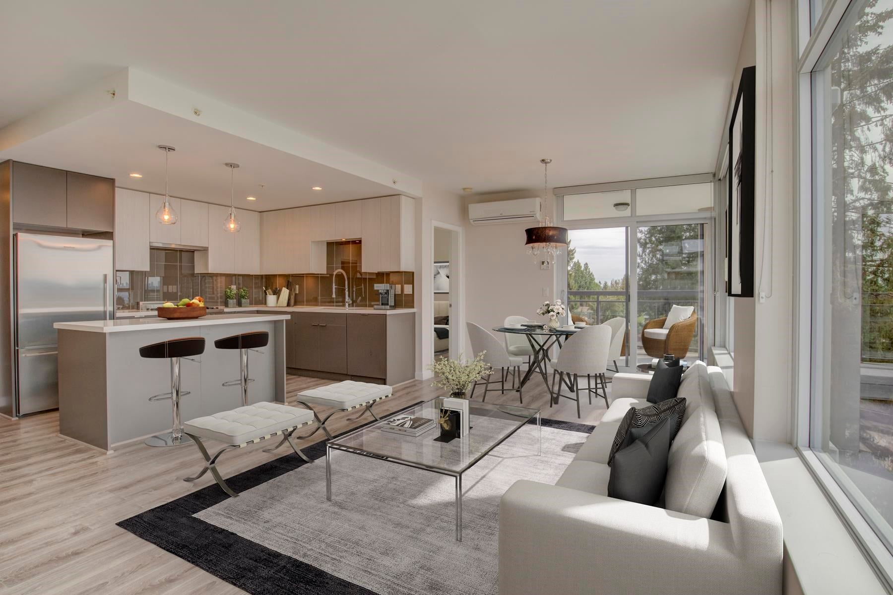 703 711 BRESLAY STREET - Coquitlam West Apartment/Condo for sale, 3 Bedrooms (R2595929) - #1