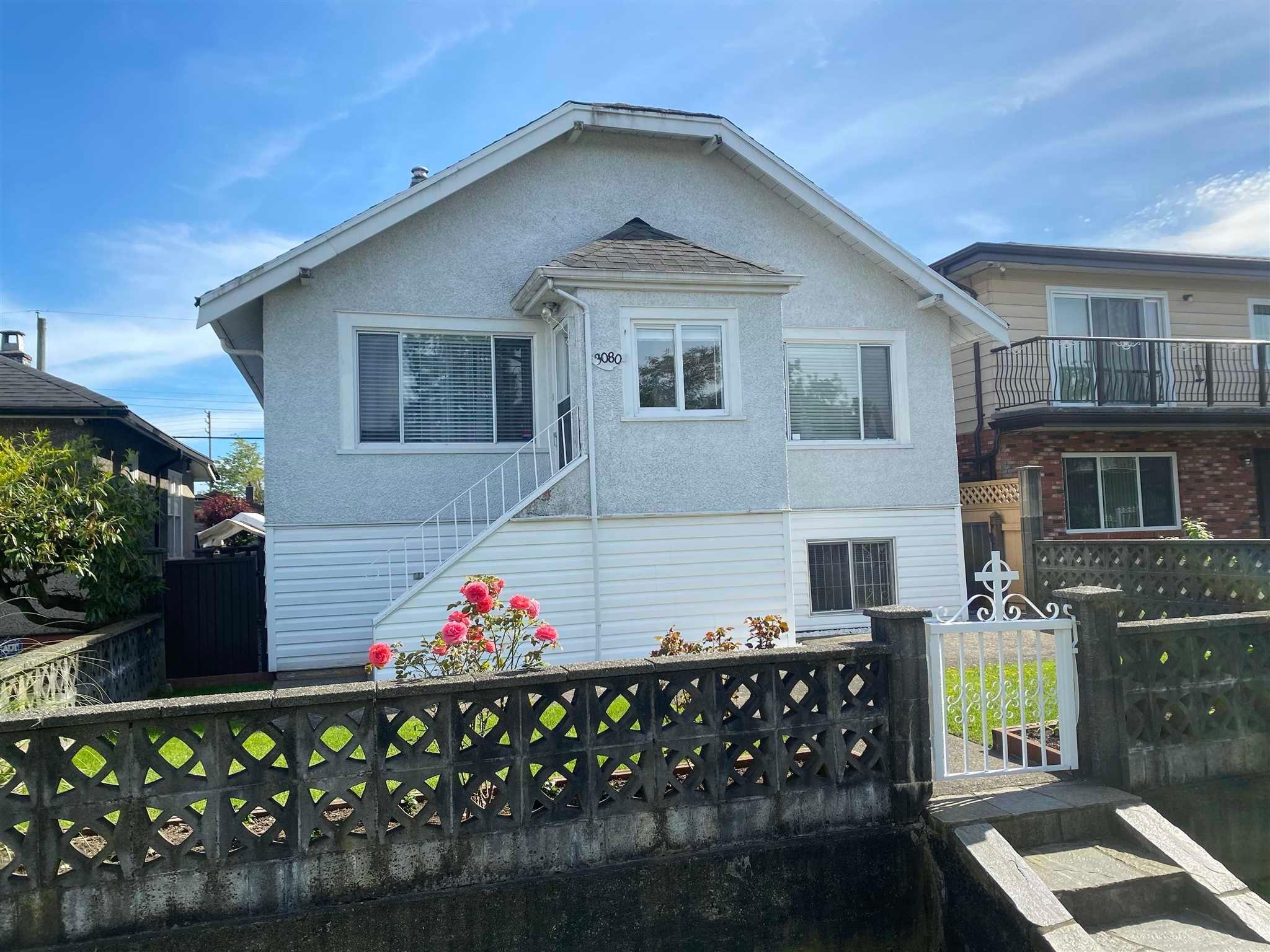 3080 GRAVELEY STREET - Renfrew VE House/Single Family for sale, 6 Bedrooms (R2595934) - #1