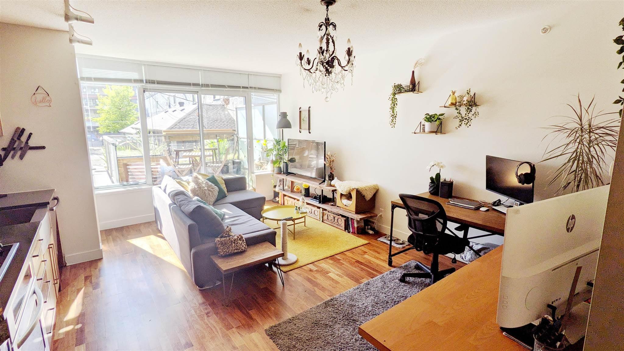 373 250 E 6TH AVENUE - Mount Pleasant VE Apartment/Condo for sale, 1 Bedroom (R2595941) - #1