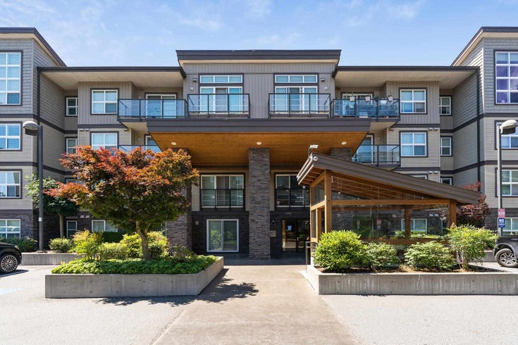 201 30515 CARDINAL AVENUE - Abbotsford West Apartment/Condo for sale, 1 Bedroom (R2595977)