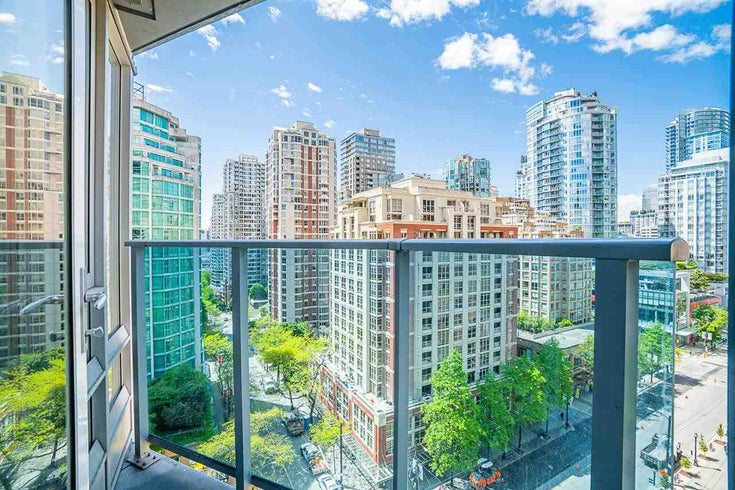 1605 788 HAMILTON STREET - Downtown VW Apartment/Condo for sale, 2 Bedrooms (R2595979)